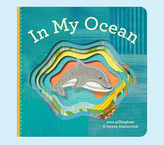 Chronicle Books - In My Ocean