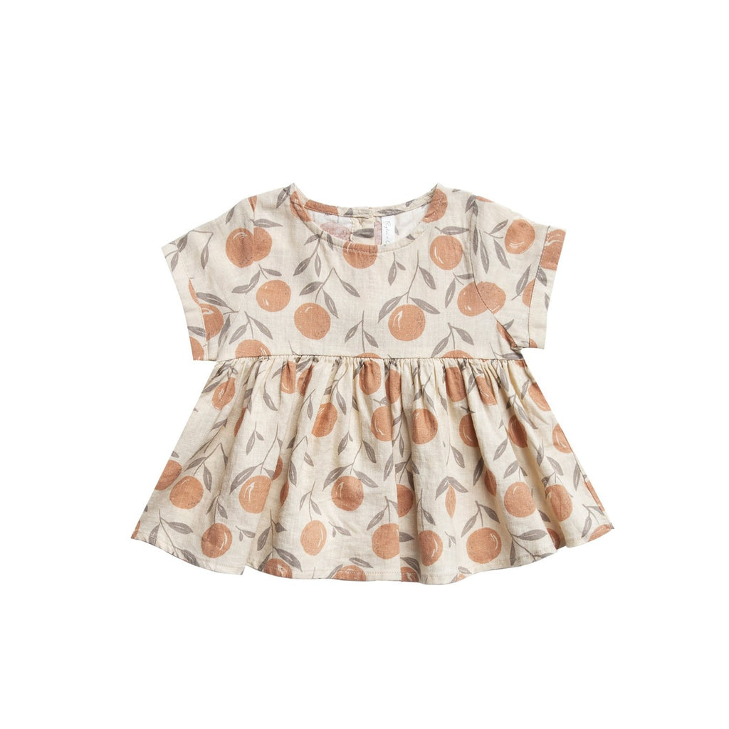 Rylee + Cru Peaches Jane Blouse