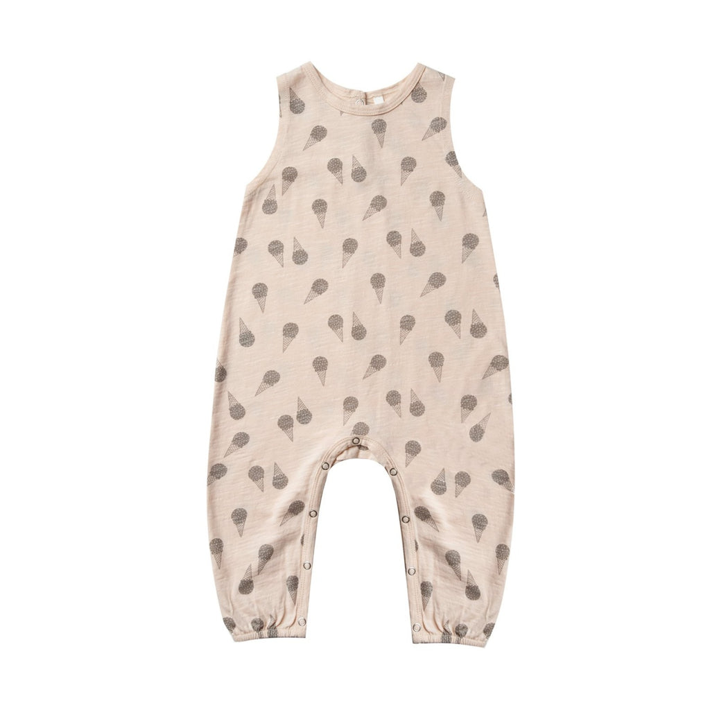 Rylee + Cru Ice Cream Mills Jumpsuit