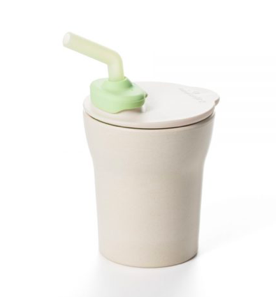 Miniware 1-2-3 Sip! Bamboo Sippy Cup