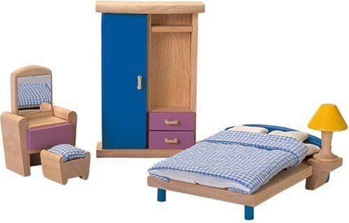 Plan Toys Bedroom Set - Neo