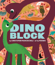 Abrams Appleseed Books - Dino Block