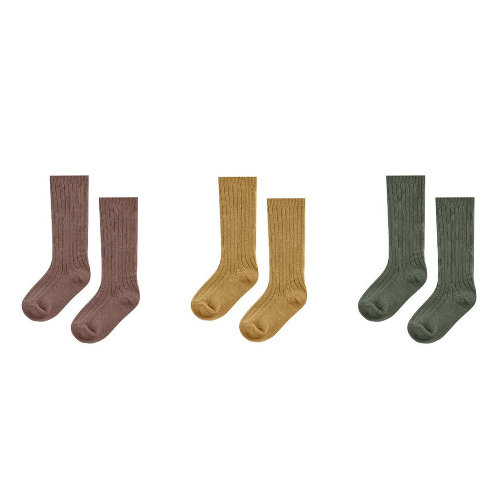 Rylee + Cru Knee Sock Set