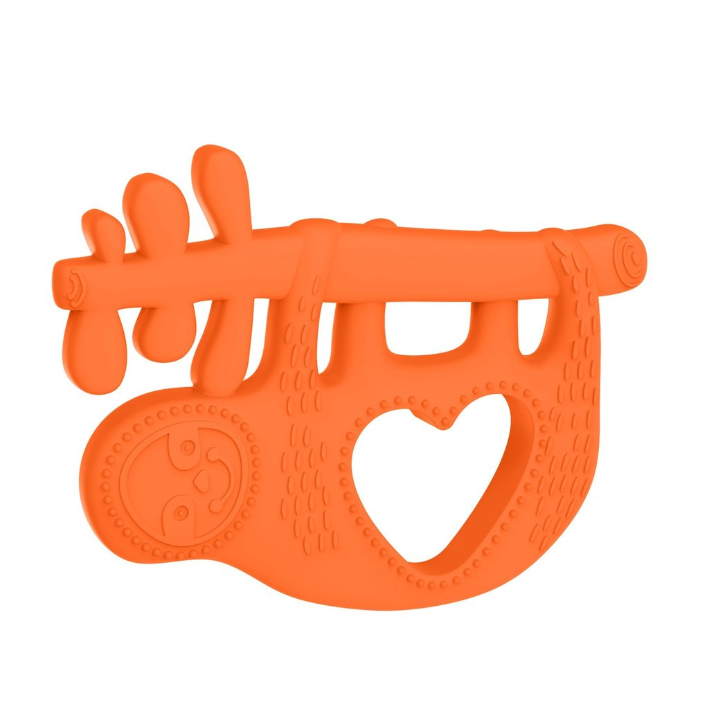 Manhattan Toy Co. Sloth Silicone Teether