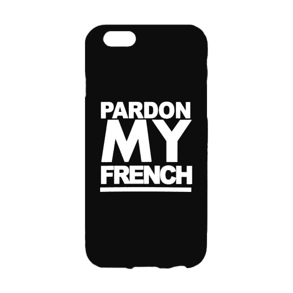 PMF IPHONE CASE BLACK