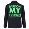 COACH JACKET PARDON MY FRENCH CLASSIC LOGO