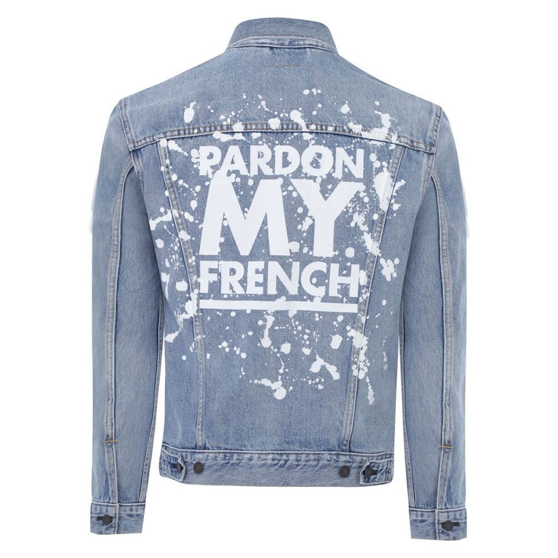 PARDON MY FRENCH X LEVIS