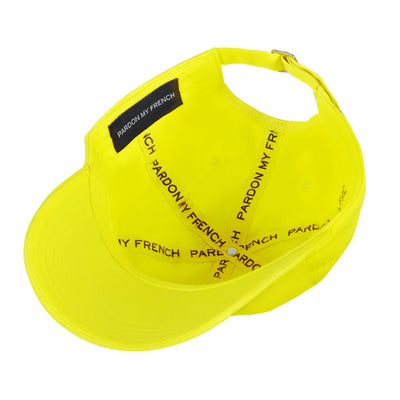SIGNATURE HAT LEMON