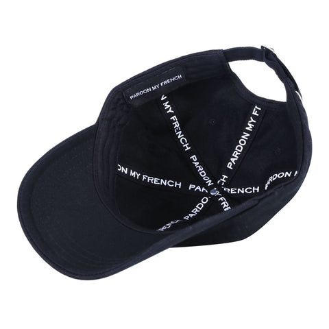 SIGNATURE HAT BLACK
