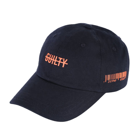 GUILTY HAT BLACK