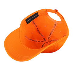 GUILTY HAT ORANGE
