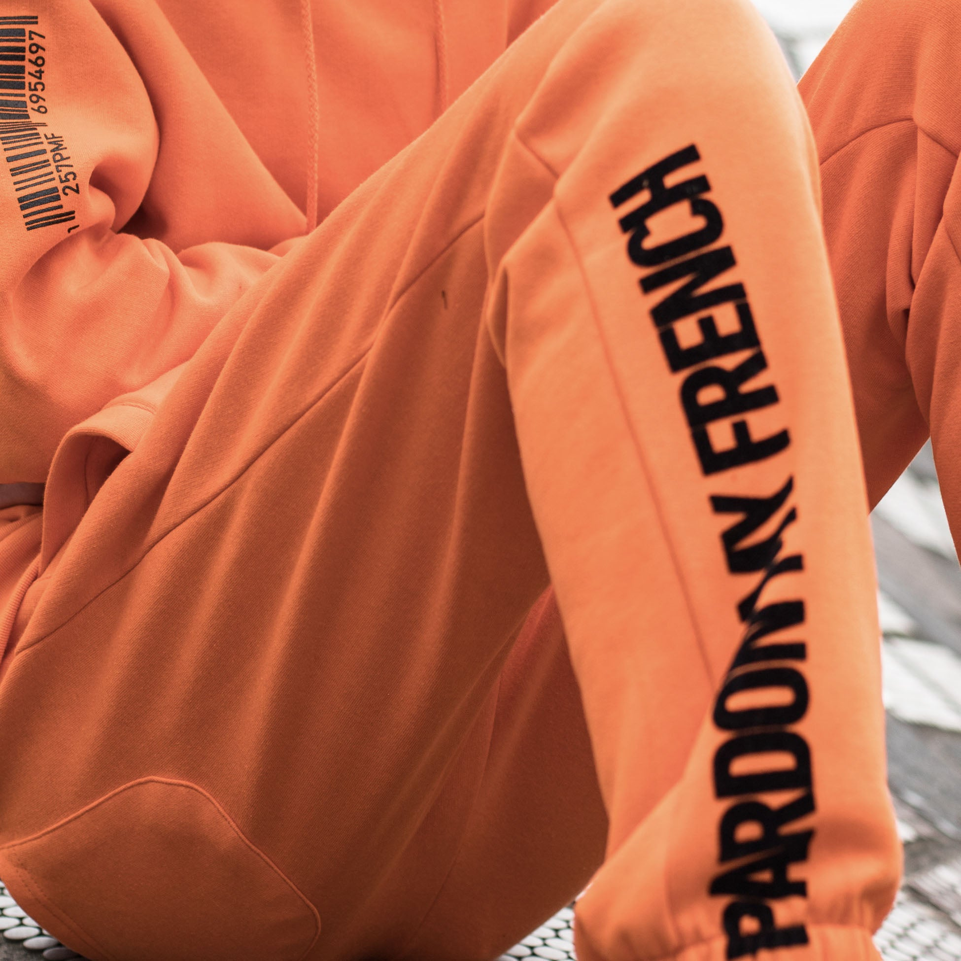 GUILTY EDITION PANTS - ORANGE