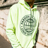 HOODIE MEMBERS ONLY - NEON YELLOW EDITION