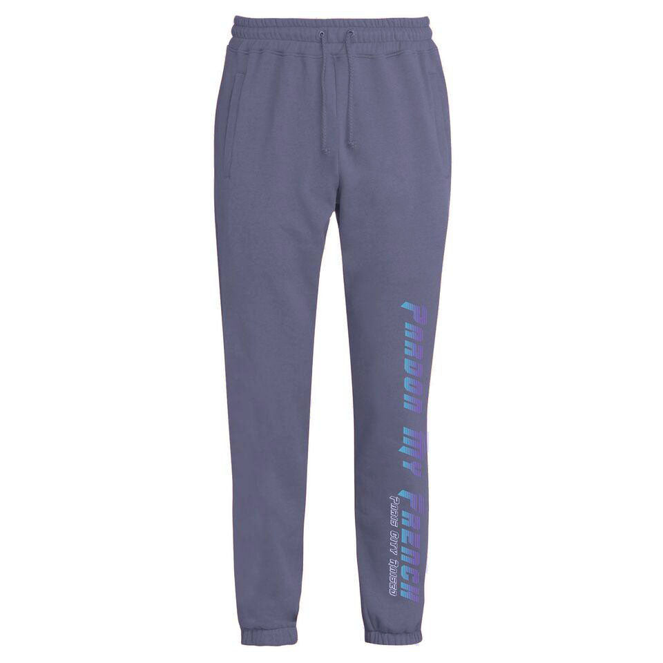 PANTS RETRO FUTURE GREY