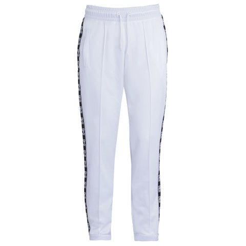 PARDON MY FRENCH RETRO PANTS - WHITE