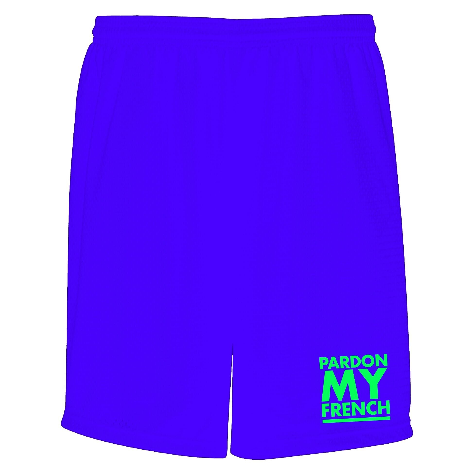 TRUNKS PMF CLASSIC LOGO BLUE