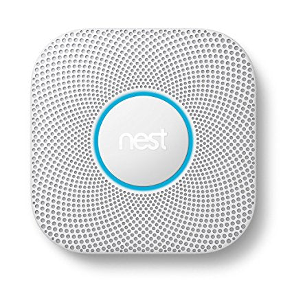 Nest Protect WiFi Smoke Alarm