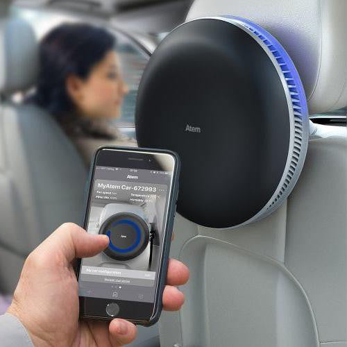 IQAir Atem Car - Air Purifier