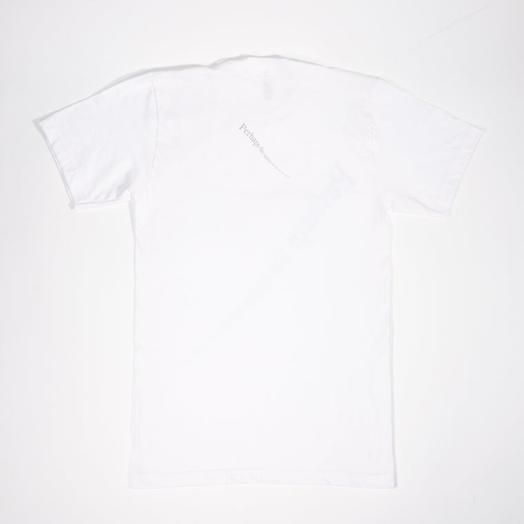 Poem T-Shirt - White