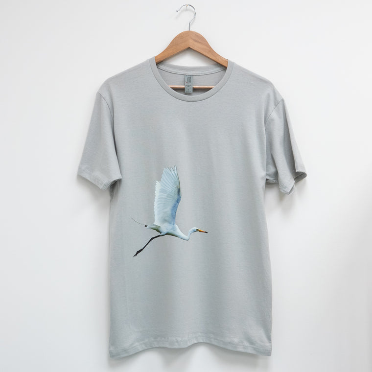 Custom T Shirt - Egret