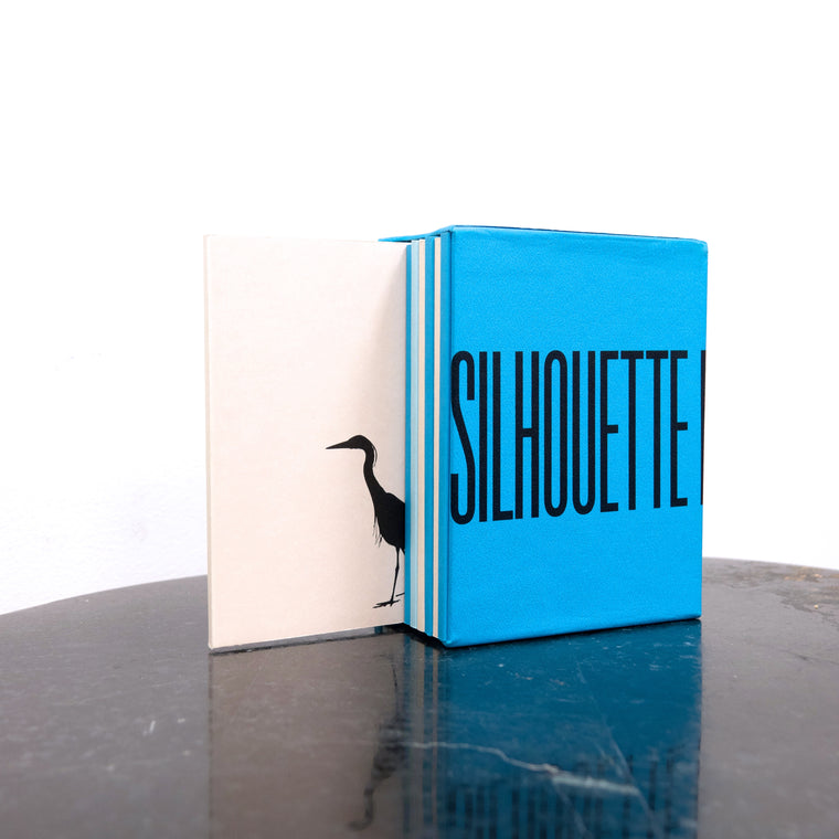 Silhouette Image Notebook - Complete Set