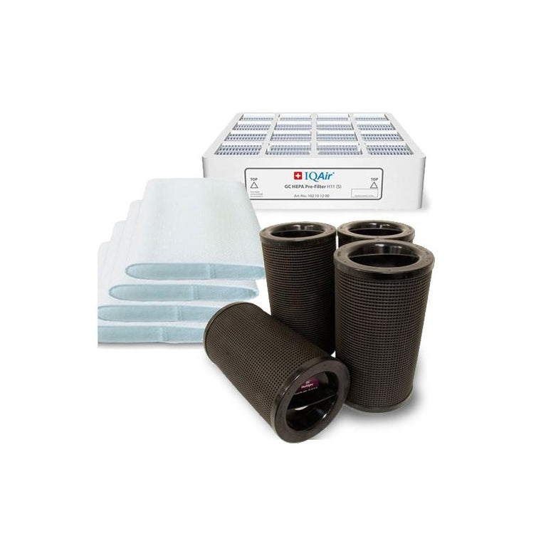 IQAir New Edition GC MultiGas - Replacement Filter Set