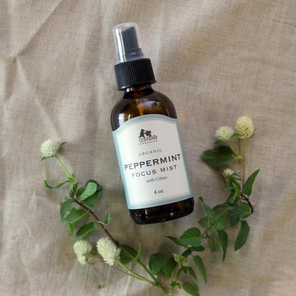 Peppermint Focus Mist