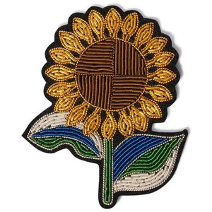 Sunflower Pin Macon & Lesquoy