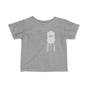 Water Tower Infant Fine Jersey Tee