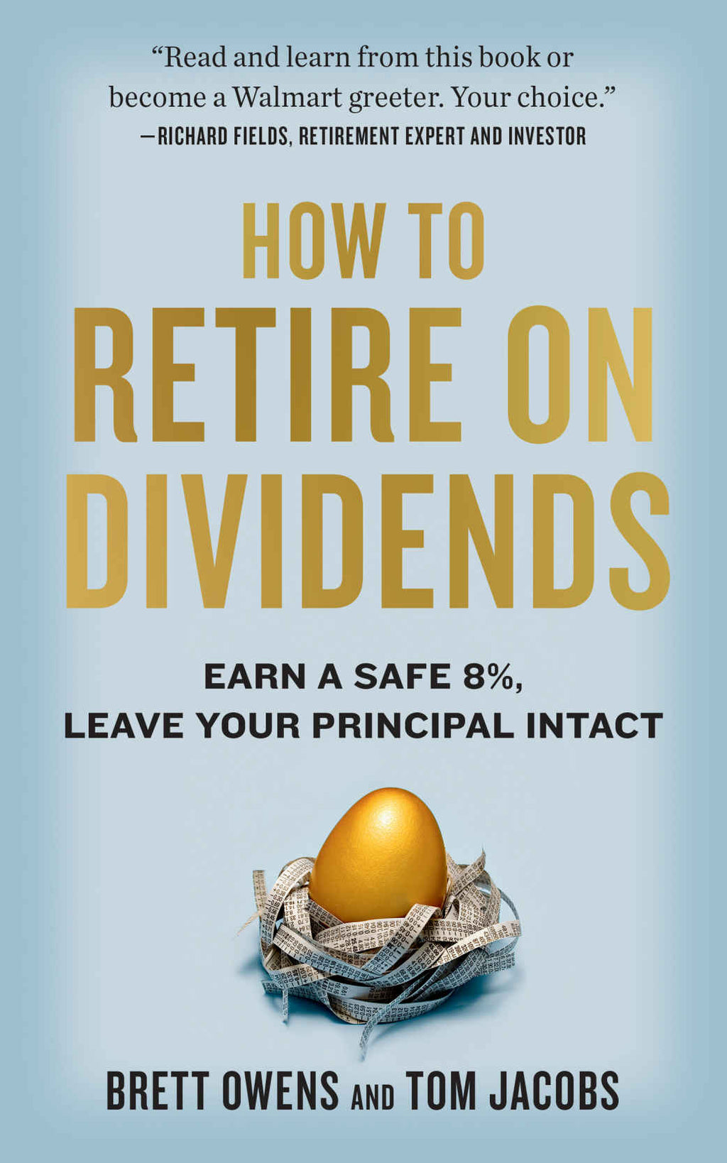 How to Retire on Dividends