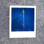 Vilis Inde Polaroid - Marfa Water Tower