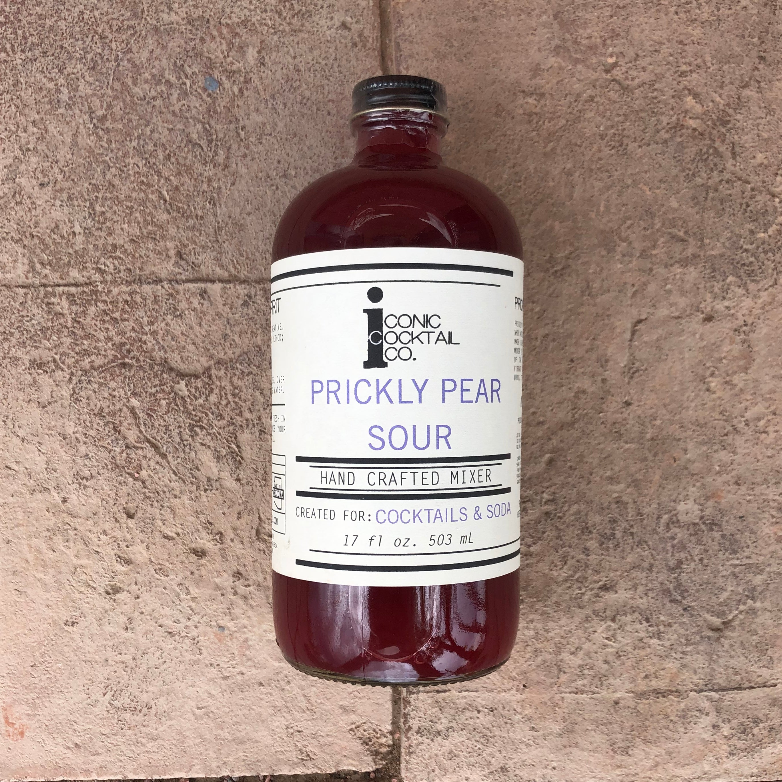 Prickly Pear Sour Drink Mixer