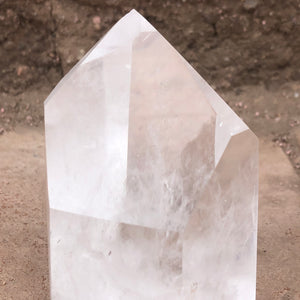Large Quartz Crystal #6