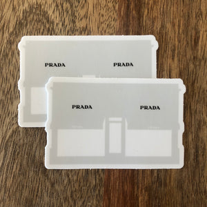 Prada Marfa Sticker (2 Stickers)