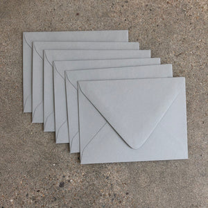 Embossed Minimalism Card Box Set (6 Cards)