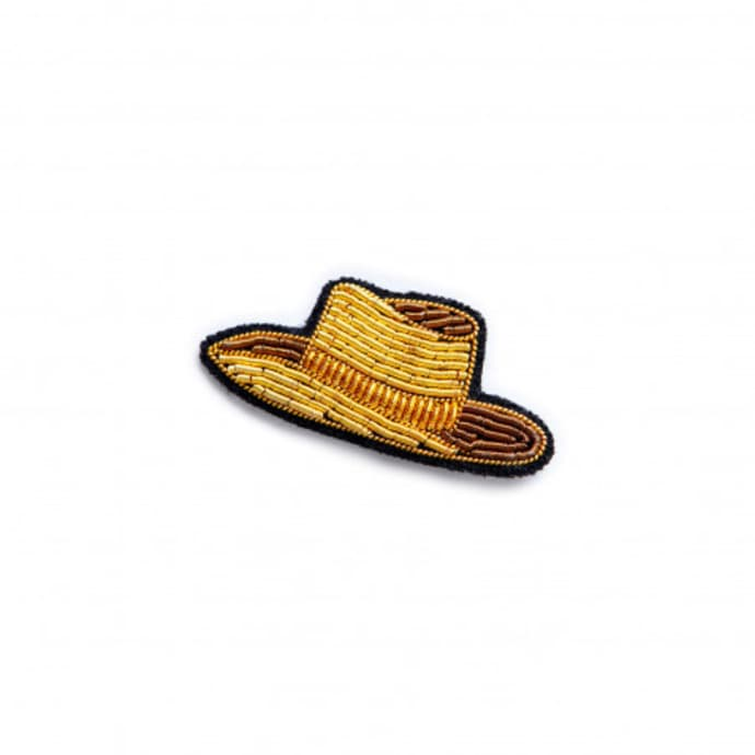 Cowboy Hat Pin Macon & Lesquoy