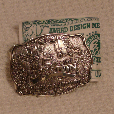 Hesston 1997 Money Clip