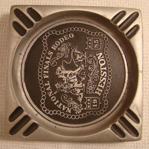 Hesston 1985 NFR Ash Tray