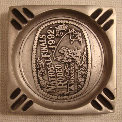 Hesston 1992 NFR Ash Tray
