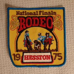 1975 Hesston Patch