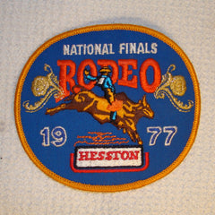1977 Hesston Patch