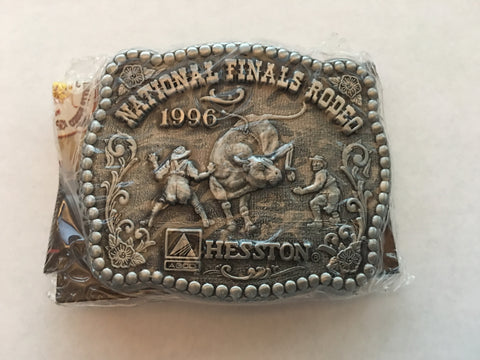 Hesston 1996 Small Belt Buckle