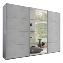 Ernie 3 Door Sliding Wardrobe