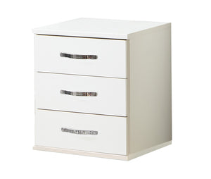Duo 3 Drawer Chest