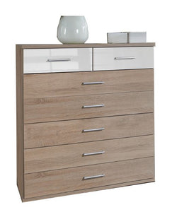 Gamma 5 + 2 Chest of Drawers