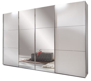 Escape 4 Sliding Door Wardrobe (350 cm)