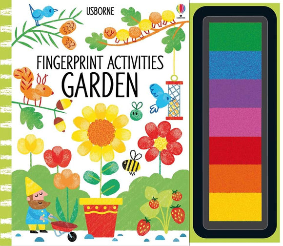 Fingerprint activities Garden