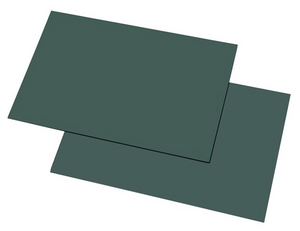 Blank Green Boards (2pcs)
