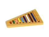 Bead Tray for Colored Bead Bars
