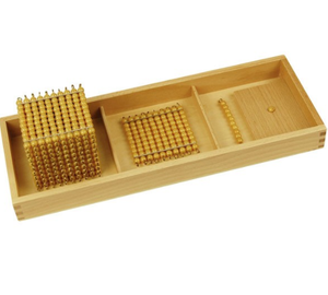 Introduction to Decimal Quantity with Trays